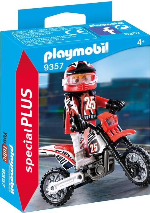 Playmobil Pilote de motocross 746092500000 Photo no. 1