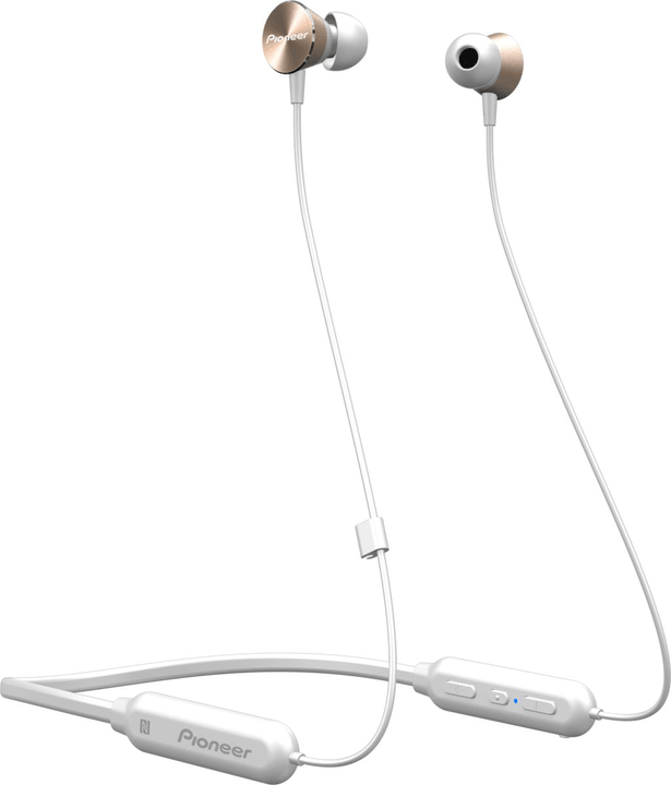 SE-QL7BT-G or-blanc Casque In-Ear Pioneer 772785800000 Photo no. 1