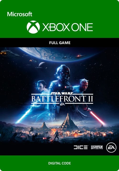 Xbox One - Star Wars Battlefront II: Standard Edition Digital (ESD) 785300136303 Bild Nr. 1