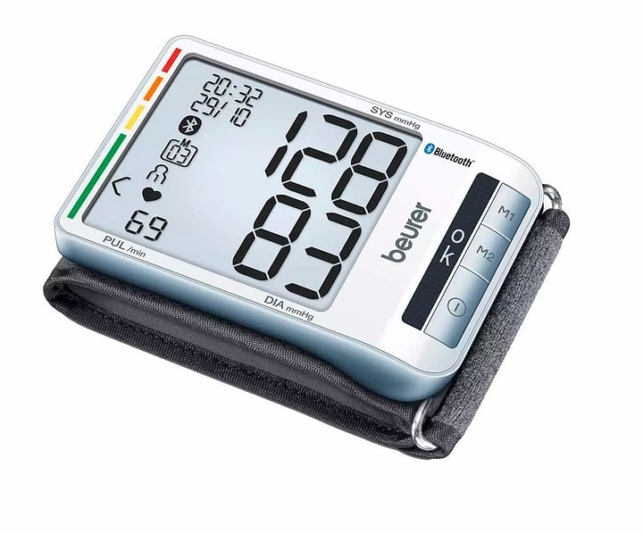BC85 Blutdruck-/Pulsmessgerät Beurer 785300143630 Bild Nr. 1