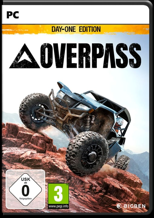 PC - Overpass - Day One Edition D/F Box 785300145812 N. figura 1