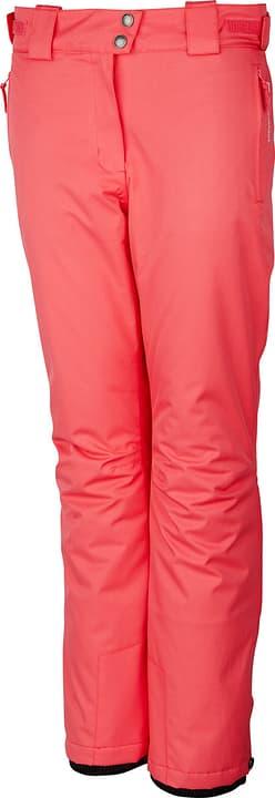Pantalon de ski coupé court pour femme Trevolution 462536701829 Couleur magenta Taille 18 Photo no. 1