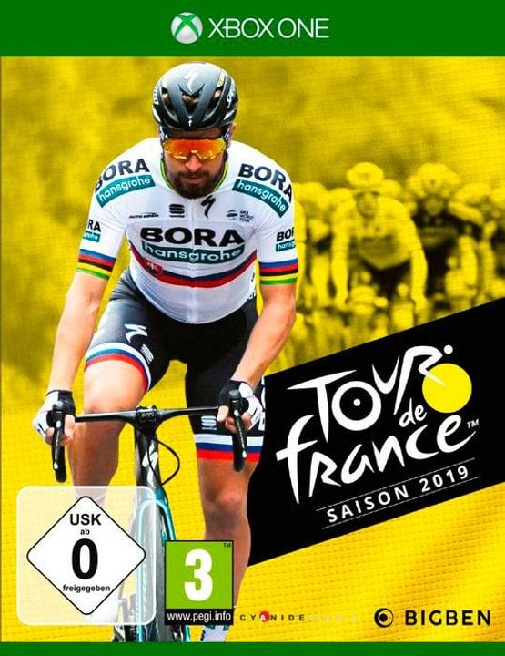 Xbox One - Tour de France - Saison 2019 D/F Box 785300143999 Photo no. 1