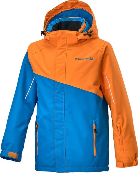 Giacca da sci da bambino Trevolution 464566714034 Colore arancio Taglie 140 N. figura 1