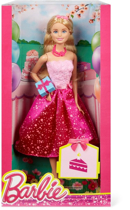 Happy Birthday Doll 746537000000