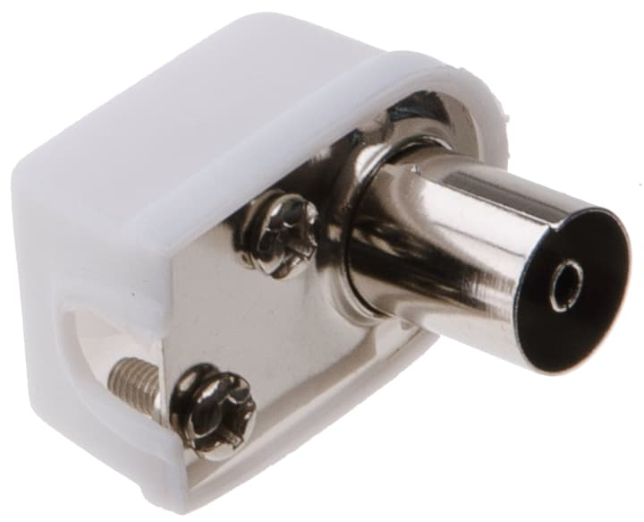 Antennenwinkelbuchse Schwaiger 613127200000 Bild Nr. 1