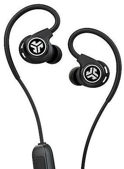 Fit Sport Fitness Earbuds - black Casque In-Ear Jlab 785300146306 Photo no. 1