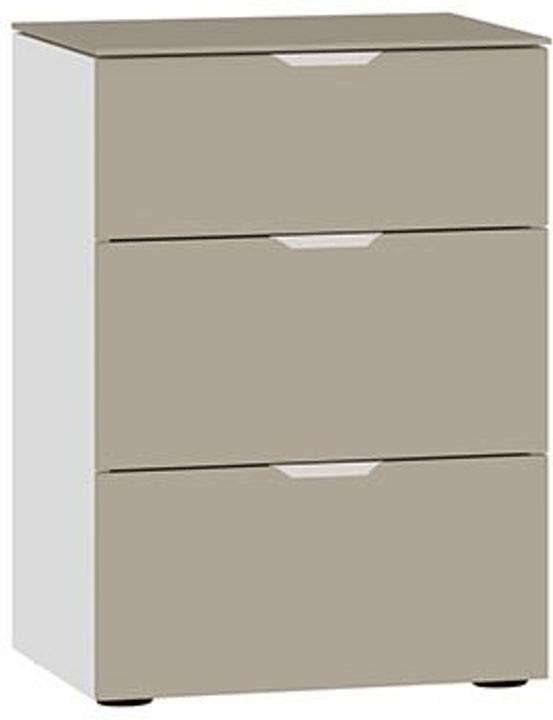 MODUL Nachttisch 404547900000 Grösse B: 45.0 cm x T: 43.0 cm x H: 65.0 cm Farbe Taupe Bild Nr. 1