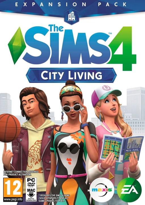 PC - The Sims 4 City Living Box 785300121427 Photo no. 1