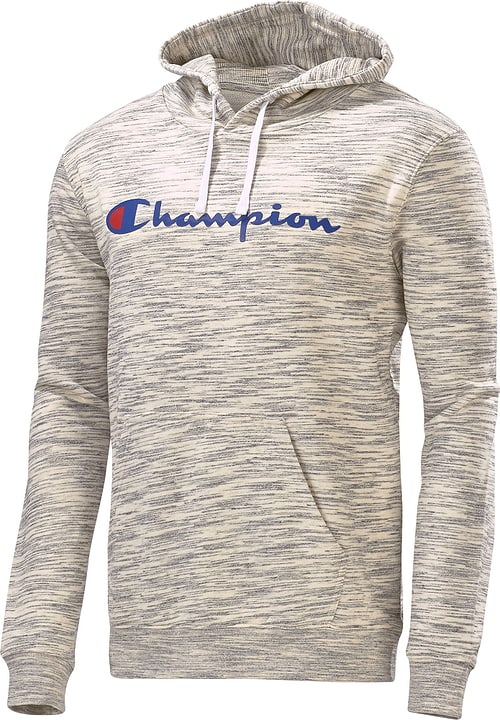 Hooded Sweatshirt Sweat-shirt à capuche pour homme Champion 462384500411 Couleur écru Taille M Photo no. 1