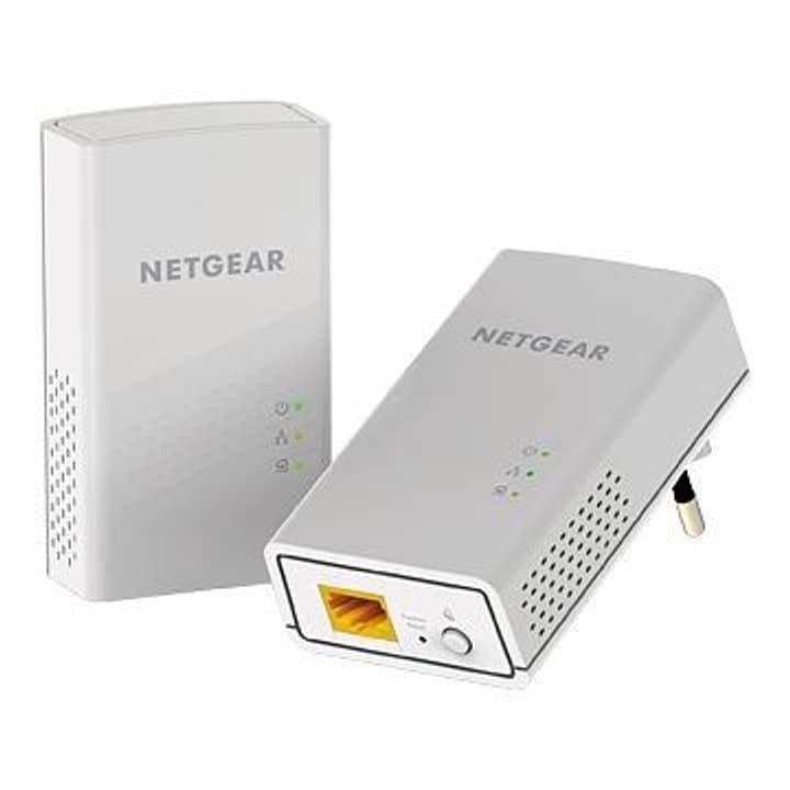 PL1000-100PES Powerline PL1000 adaptateur Netgear 785300124227 Bild Nr. 1