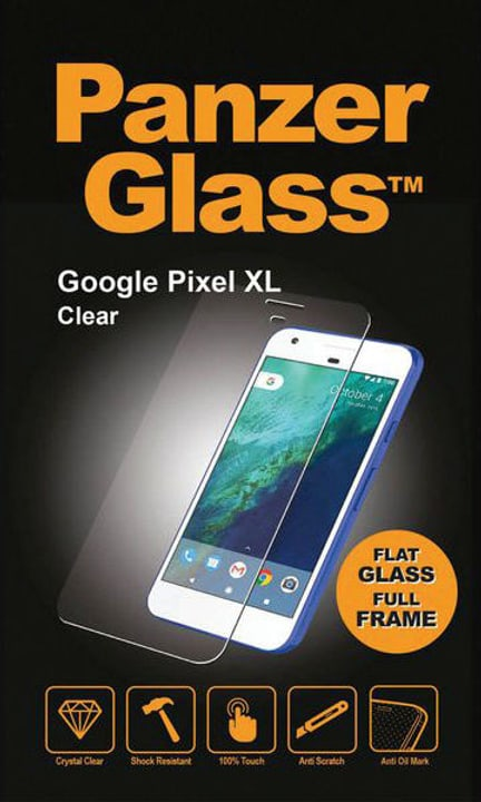 Flat Glass Google Pixel XL Panzerglass 785300134514 Photo no. 1