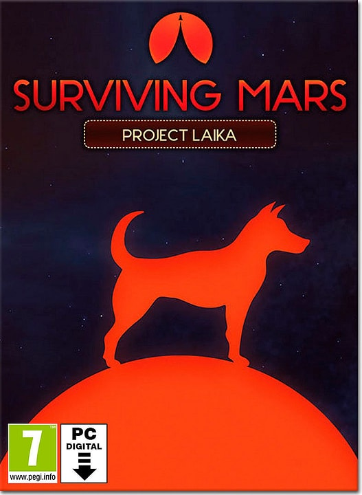 PC - Surviving Mars: Project Laika Download (ESD) 785300144640 Photo no. 1