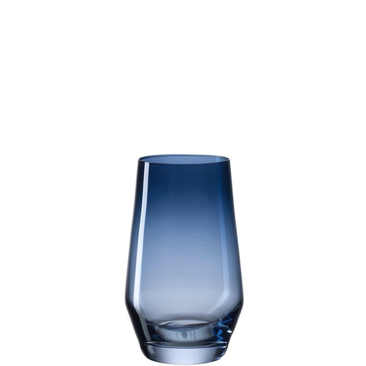 PLACIDE Verre à eau 440304500040 Couleur Bleu Dimensions H: 13.0 cm Photo no. 1