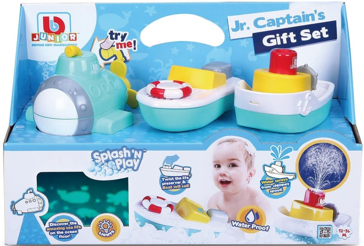 Junior Captains Gift Set 743357300000 N. figura 1