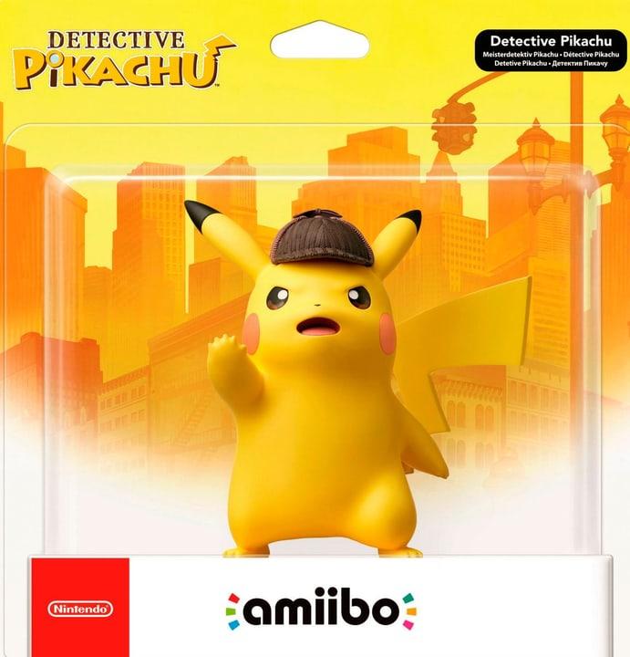 Amiibo Meisterdetektiv Pikachu 785300132199 N. figura 1