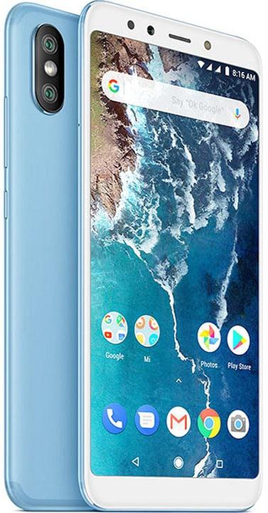 Mi A2 Dual SIM 128GB blau Smartphone xiaomi 785300138758 Bild Nr. 1