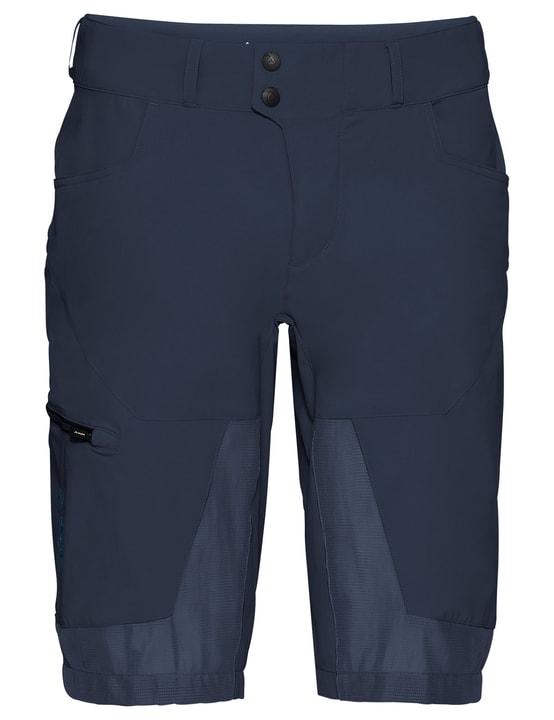 Men's Altissimo Shorts II Short pour homme Vaude 461353200422 Couleur bleu foncé Taille M Photo no. 1