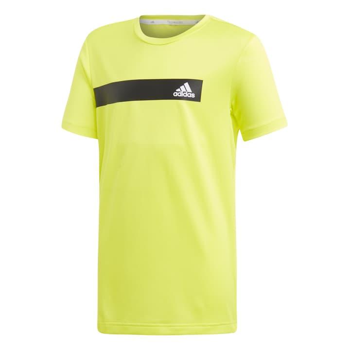 Climacool T-Shirt Knaben-T-Shirt Adidas 464599112850 Farbe Gelb Grösse 128 Bild-Nr. 1
