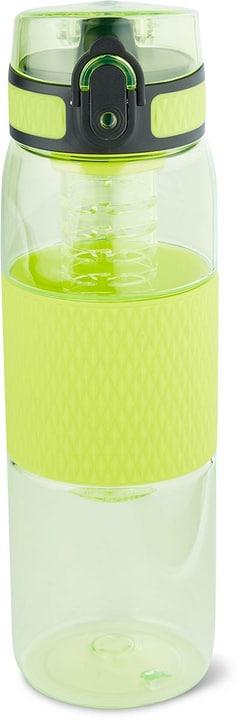Trinkflasche mit Infuser 0.5L Cucina & Tavola 703044400061 Farbe Grün Grösse H: 22.5 cm Bild Nr. 1