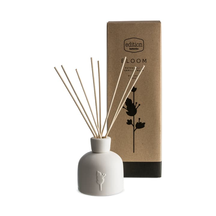 BLOOM Diffuser Edition Interio 396112300000 Inhalt 150.0 ml Duft Vanille Bild Nr. 1