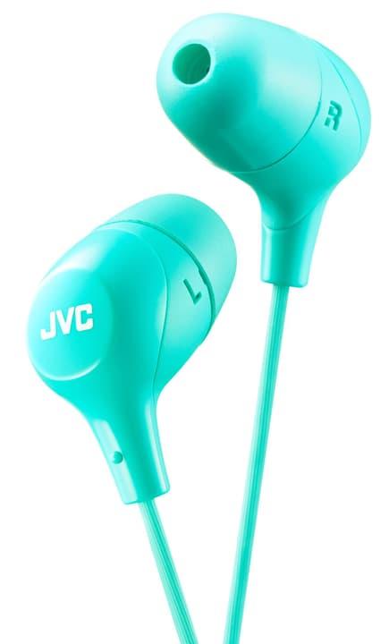 HA-FX38-G - Grün In-Ear Kopfhörer JVC 785300141764 Bild Nr. 1
