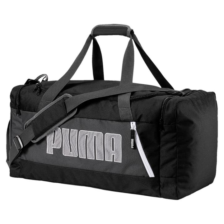 Fundamentals Sports Bag M II Sac de sport Puma 499583300420 Couleur noir Taille M Photo no. 1