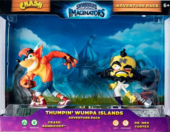 Skylanders Imaginators - Adventure Pack Crash Bandicoot 785300121894 Photo no. 1