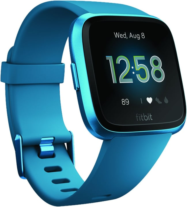 Versa Lite Marina Blue Smartwatch Fitbit 798480900000 N. figura 1