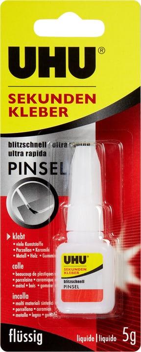 Sekundenkleber blitzschnell Pinsel Uhu 663065600000 Bild Nr. 1