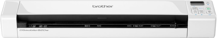 DS-820W Mobiler Scanner Brother 785300126537 Bild Nr. 1