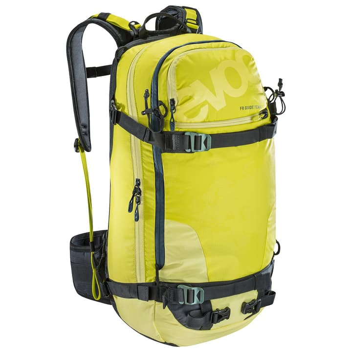FR Guide Team Backpack sac à dos technique Evoc 460237300350 Couleur jaune Taille S Photo no. 1