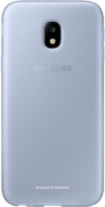 Jelly Cover J3 (2017) bleu Samsung 785300130365 Photo no. 1