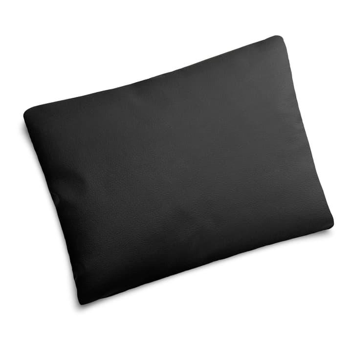 SOMA Coussin Edition Interio 360442480220 Dimensions L: 60.0 cm x P: 45.0 cm x H: 15.0 cm Couleur Noir Photo no. 1