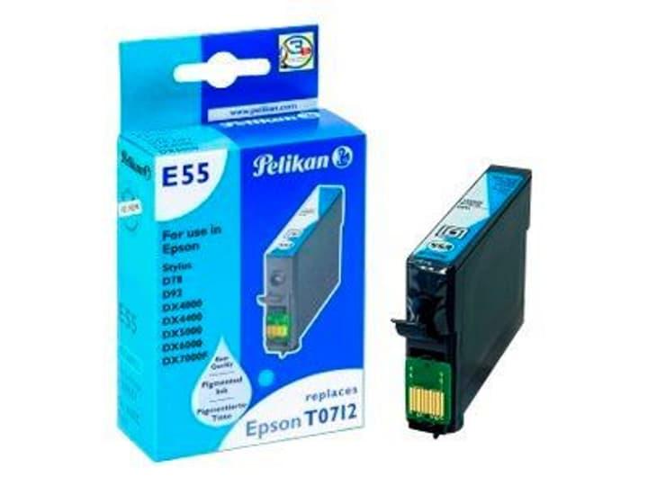E55 Tintenpatrone cyan Pelikan 797546900000 Bild Nr. 1