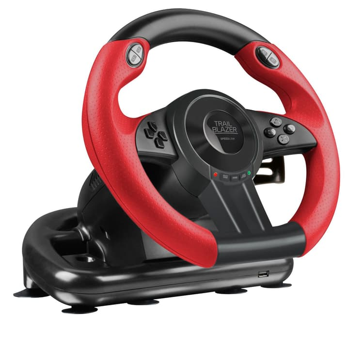 TRAILBLAZER Racing Wheel Lenkrad Speedlink 785300126382 Bild Nr. 1