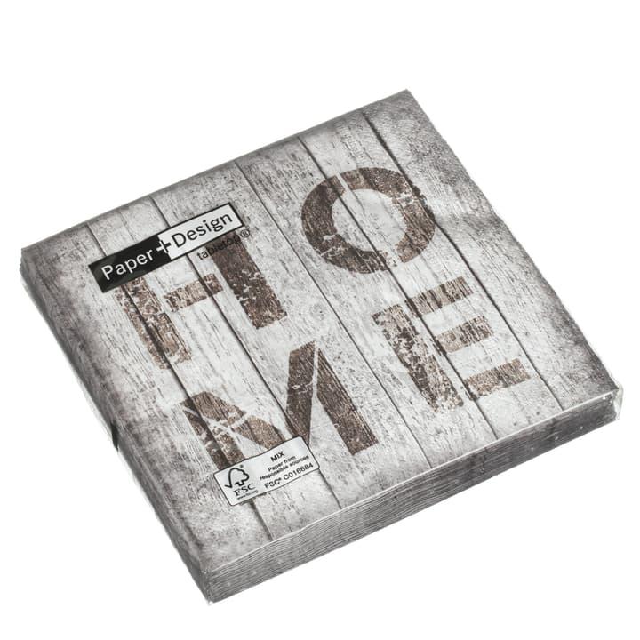 HOME Papierservietten 440242800000 Bild Nr. 1