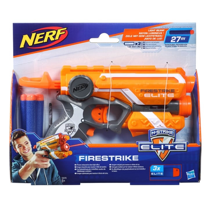 Nerf Elite Firestrike 743313900000 Bild Nr. 1