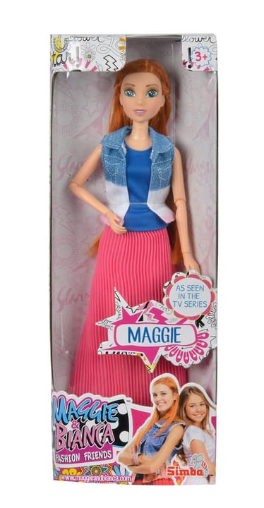 MBF Maggie Fashion Doll 746546700000 Photo no. 1