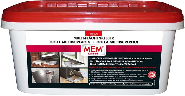 Colle multisurface, 3 kg Mem 676046700000 Photo no. 1
