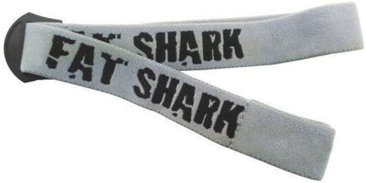 Kopfband grau Fatshark 785300132944 Bild Nr. 1