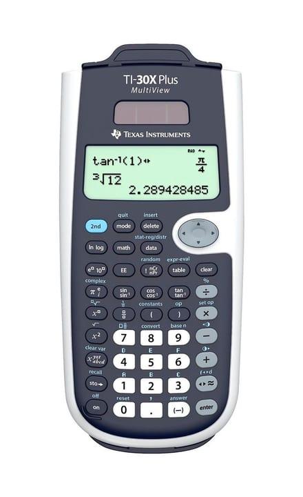 TI-30X Plus MultiView Taschenrechner Texas Instruments 785300127752 Bild Nr. 1