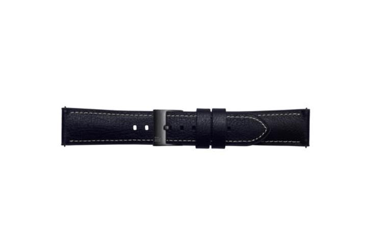 Galaxy Watch (42 mm) Strap Studio Urban Traveller 20 mm nero Cinturini Samsung 785300138362 N. figura 1
