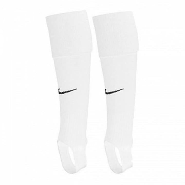Performance Stirrup - Team Sock Guêtres de football Nike 461921301310 Couleur blanc Taille S/M Photo no. 1