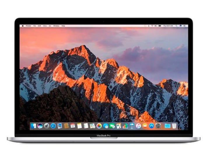 MacBook Pro Touchbar 2.7GHz i7 15 16GB 512GB silver Apple 798164400000 Bild Nr. 1