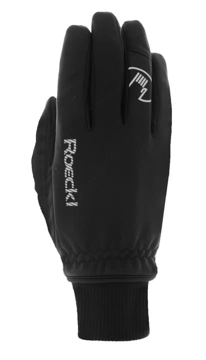 RAX Windproof Gants de V.T.T. unisexe Roeckl 463510110520 Couleur noir Taille 10.5 Photo no. 1
