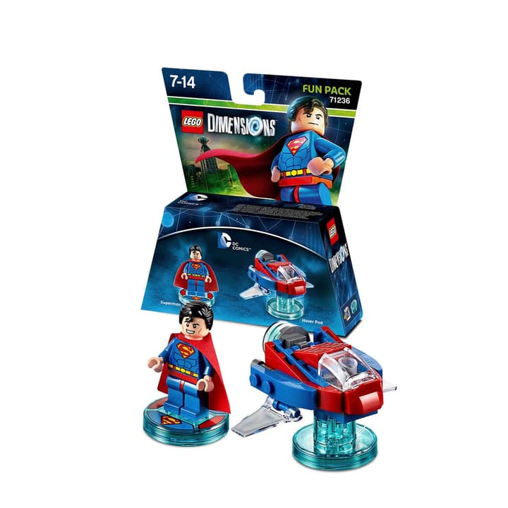 "LEGO Dimensions Fun Pack DC Comics ""Superman"" 785300119993 Bild Nr. 1"
