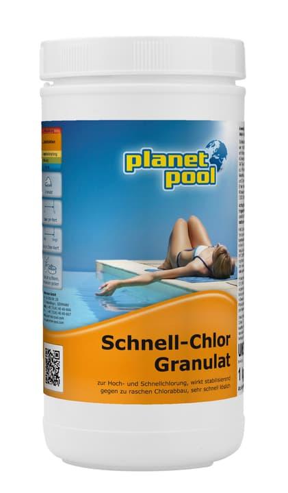 Granulato di cloro d'urto Planet Pool 647066200000 N. figura 1