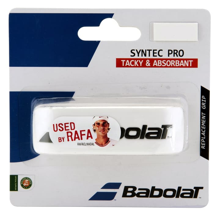 Syntec pro Grip de tennis Babolat 491546700000 Photo no. 1