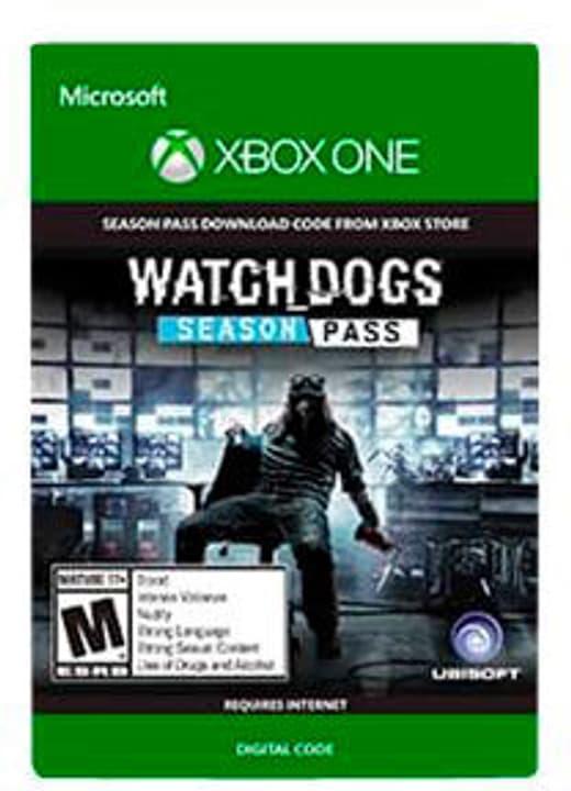 Xbox One - Watch Dogs Season Pass 785300135585 Photo no. 1